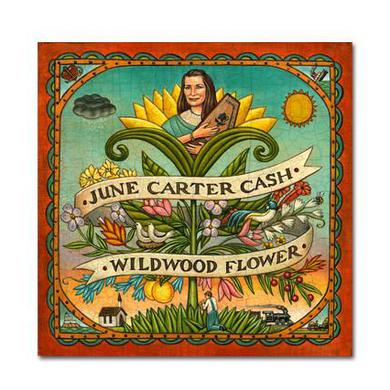 June Carter Cash - Wildwood Flower (Vinyl)