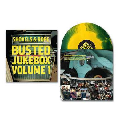 Shovels & Rope Busted Jukebox - Starburst Vinyl (Limited Edition)
