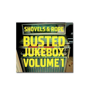 Shovels & Rope Busted Jukebox - CD