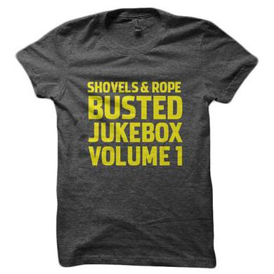 Shovels & Rope Busted Jukebox Shirt