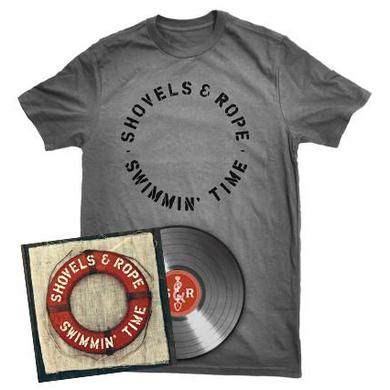 Shovels & Rope Swimmin' Time BUNDLE: Vinyl + T-shirt