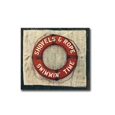 Shovels & Rope Swimmin' Time (CD)