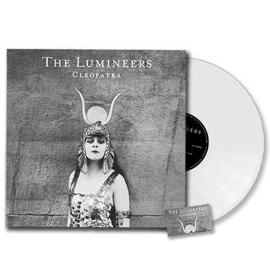 The Lumineers Cleopatra White Vinyl (P)