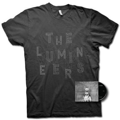 The Lumineers Cleopatra CD + Shirt (P)