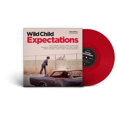 Wild Child Expectations (Ltd. Edition Candy-Apple Red Deluxe Vinyl)
