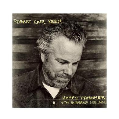 Robert Earl Keen Happy Prisoner: The Bluegrass Sessions (Limited Edition Gold Vinyl)