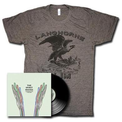 Langhorne Slim The Spirit Moves Vinyl + T-Shirt
