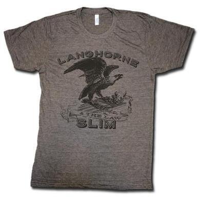 Langhorne Slim + The Law Eagle Shirt