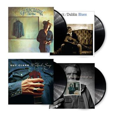 Guy Clark Vinyl Box Set