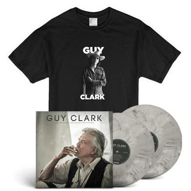 Guy Clark: The Best of the Dualtone Years (Limited-Edition Grey Vinyl & T-Shirt Bundle)
