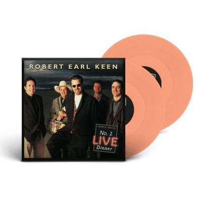 Robert Earl Keen No. 2 Live Dinner (Ltd. Edition Color Vinyl)