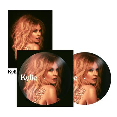 Kylie Minogue Golden Picture Disc Vinyl LP LP