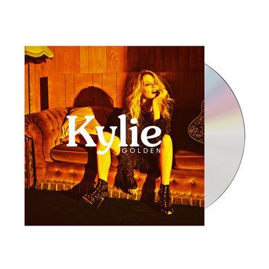 Kylie Minogue Golden CD Album CD