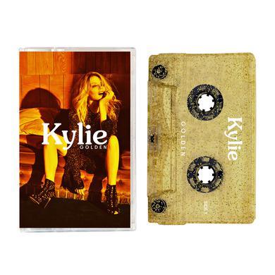 Kylie Minogue Golden Cassette
