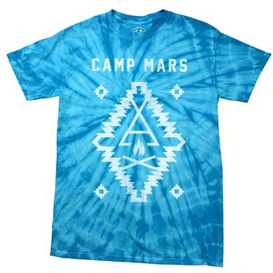 Thirty Seconds To Mars Camp Mars 2017 Aztec Tee