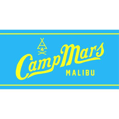 Thirty Seconds To Mars Camp Mars 2017 Towel
