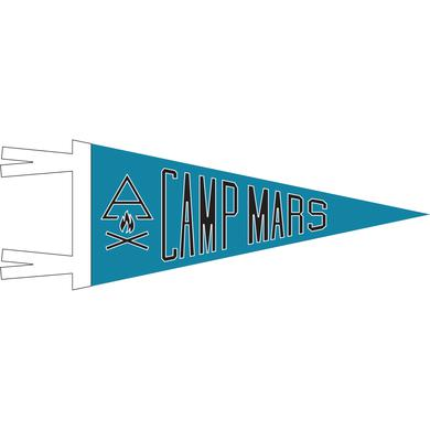 Thirty Seconds To Mars Camp Mars 2017 Pennant