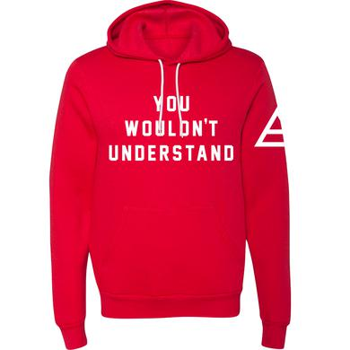 Thirty Seconds To Mars Camp Mars You Wouldn't Understand Hoodie