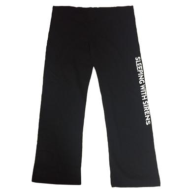 Sleeping With Sirens W Logo Ladies Sweatpants