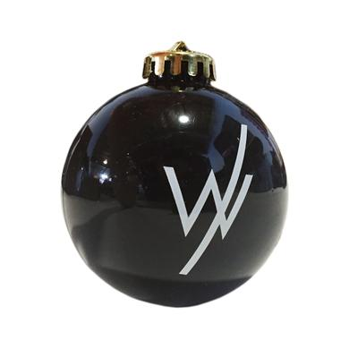 Sleeping With Sirens W Logo Ornament