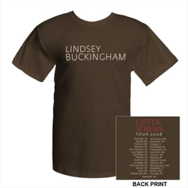 Lindsey Buckingham Tour Tee