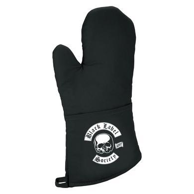 Black Label Society BLS Colors Mitt