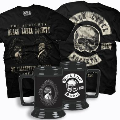 Black Label Society Hers Tee & Mug Bundle