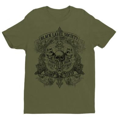 Black Label Society Bleed Black Label Tee