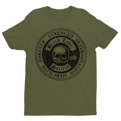 Black Label Society Marine Tee