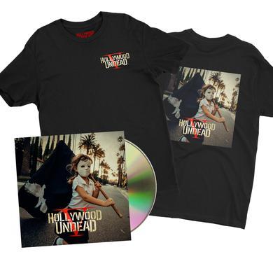 Hollywood Undead V CD Bundle