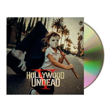 Hollywood Undead V CD