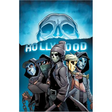 Hollywood Undead HU Comic Book