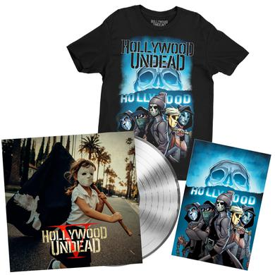 Hollywood Undead Comic Vinyl Bundle