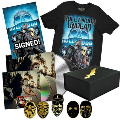 Hollywood Undead Ultimate Signed Comic Bundle