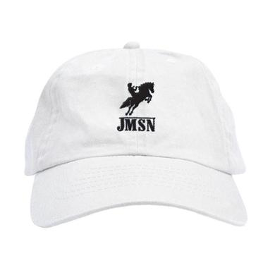 JMSN White Logo Cap (Limited Edition)