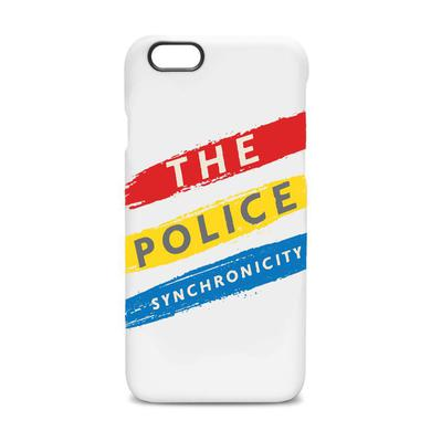 The Police Synchronicity Cell Phone Case
