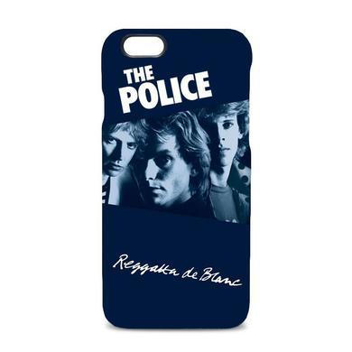 The Police Reggatta De Blanc Cell Phone Case