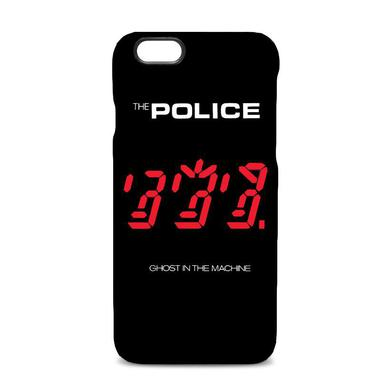 The Police Ghost In The Machine Cell Phone Case
