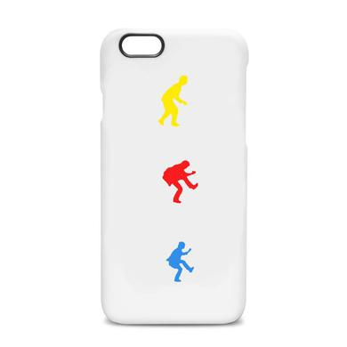 The Police Colored Icons Cell Phone Case