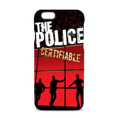 The Police Certifiable Cell Phone Case
