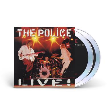 The Police Live! CD [2 Disc Set]