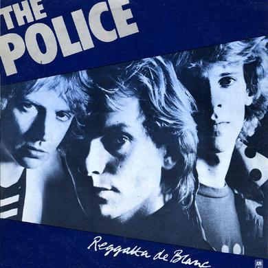 The Police Reggatta de Blanc CD