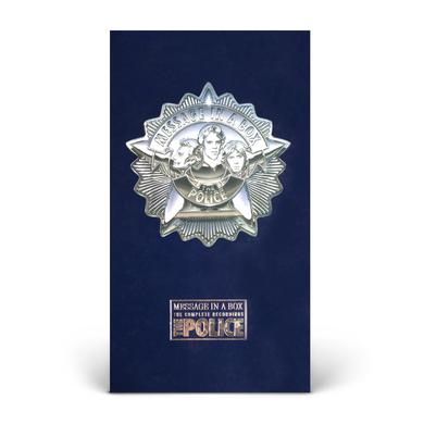 The Police Message In A Box CD Box Set