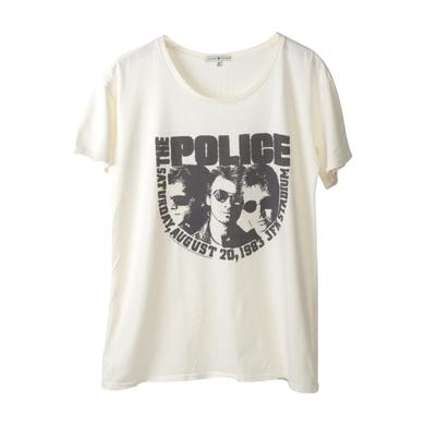 The Police at JFK Stadium T-Shirt