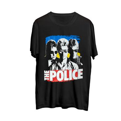 The Police Sunglass T-Shirt
