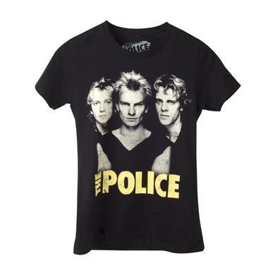 The Police Women's Portrait T-Shirt