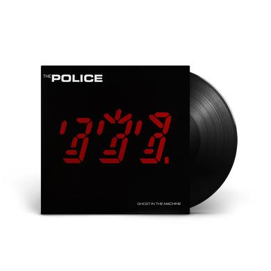 The Police Ghost In The Machine LP - [Half Speed Mastered] [Import] (Vinyl)