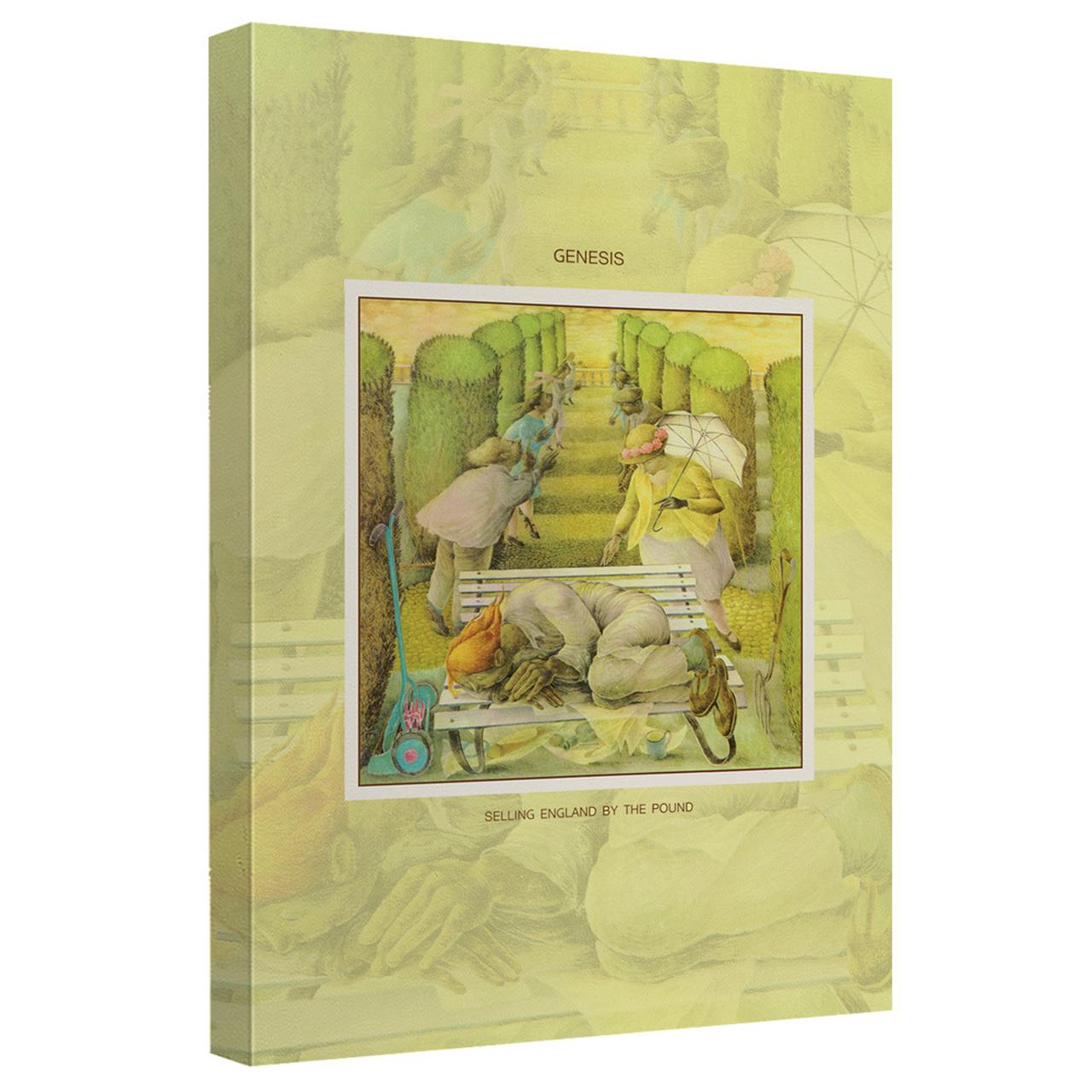 Genesis/Selling England By The Pound-Canvas Wall Art With Back Board ...