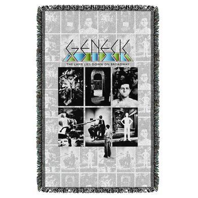 Genesis/Lamb Lies Down On Broadway-Woven Throw-White-[36 X 58]