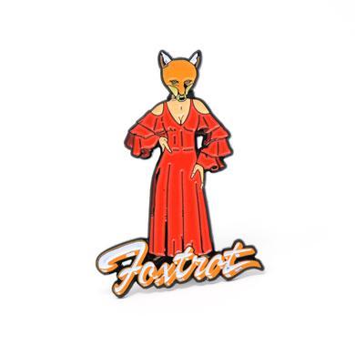 Genesis Foxtrot Pin